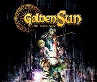Portada oficial de Golden Sun: La Edad Perdida CV para Wii U