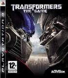 Portada oficial de de Transformers: The Game para PS3