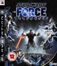 Portada oficial de Star Wars: El Poder de la Fuerza para PS3
