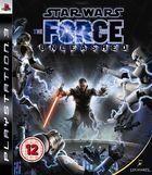 Portada oficial de de Star Wars: El Poder de la Fuerza para PS3