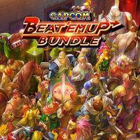 Portada oficial de Capcom Beat 'Em Up Bundle para Switch