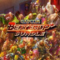 Portada oficial de Capcom Beat 'Em Up Bundle para PS4