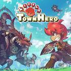 Portada oficial de de Little Town Hero para Switch