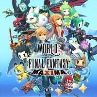 Portada oficial de World of Final Fantasy Maxima para PS4