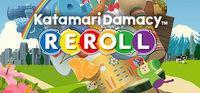 Portada oficial de Katamari Damacy Reroll para PC