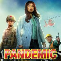 Portada oficial de Pandemic para Switch