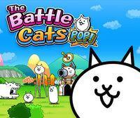 Portada oficial de The Battle Cats POP! eShop para Nintendo 3DS