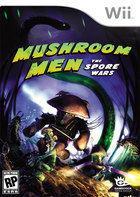 Portada oficial de de Mushroom Men: The Spore Wars para Wii
