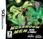 Portada oficial de de Mushroom Men: Rise of the Fung para NDS