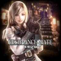 Portada oficial de Resonance of Fate 4K / HD Edition para PS4