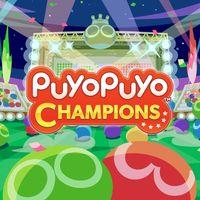 Portada oficial de Puyo Puyo Champions para PS4