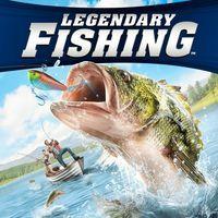 Portada oficial de Legendary Fishing para PS4