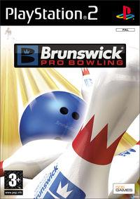 Portada oficial de Brunswick Pro Bowling para PS2