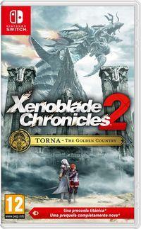 Portada oficial de Xenoblade Chronicles 2: Torna - The Golden Country para Switch