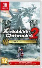Portada oficial de de Xenoblade Chronicles 2: Torna - The Golden Country para Switch