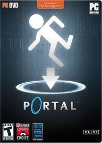 Portada oficial de Portal para PC
