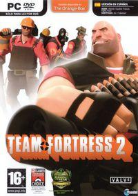 Portada oficial de Team Fortress 2 para PC