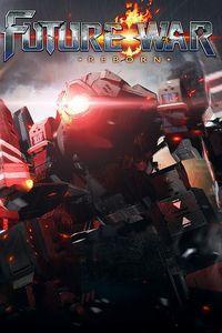 Portada oficial de Future War: Reborn para Xbox One