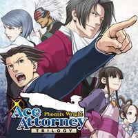 Portada oficial de Phoenix Wright: Ace Attorney Trilogy para Switch