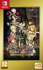 Portada oficial de de Sword Art Online: Fatal Bullet Complete Edition para Switch