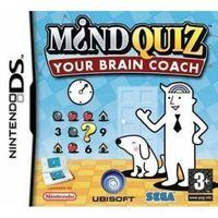 Portada oficial de Mind Quiz - Your Brain Coach para NDS