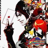 Portada oficial de The King of Fighters Collection: The Orochi Saga para PS4