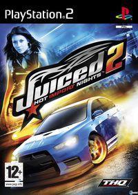 Portada oficial de Juiced 2: Hot Import Nights para PS2