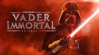 Portada oficial de Star Wars: Vader Immortal - Episode I para PC