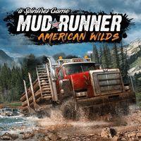 Portada oficial de Spintires: MudRunner - American Wilds Edition para PS4