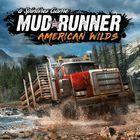 Portada oficial de de Spintires: MudRunner - American Wilds Edition para PS4