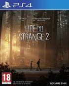 Portada oficial de de Life is Strange 2 para PS4