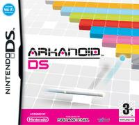 Portada oficial de Arkanoid DS para NDS
