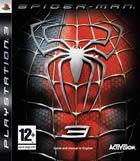 Portada oficial de de Spider-Man 3 para PS3