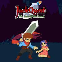 Portada oficial de JackQuest: Tale of the Sword para PS4