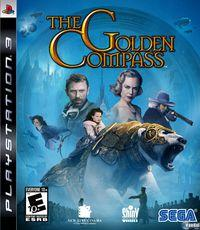 Portada oficial de The Golden Compass - Northern Lights para PS3