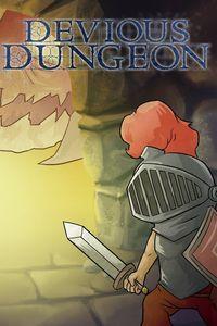 Portada oficial de Devious Dungeon para Xbox One