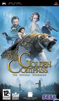 Portada oficial de The Golden Compass - Northern Lights para PSP