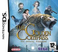 Portada oficial de The Golden Compass - Northern Lights para NDS