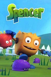Portada oficial de Spencer para Xbox One