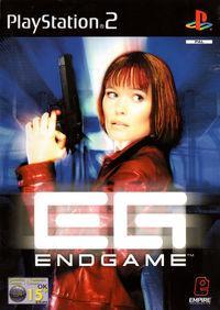 Portada oficial de Endgame para PS2