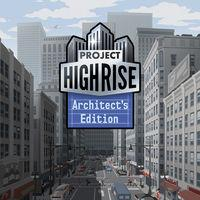 Portada oficial de Project Highrise: Architect's Edition para Switch