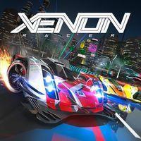 Portada oficial de Xenon Racer para PS4