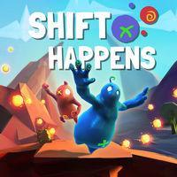 Portada oficial de Shift Happens para Switch