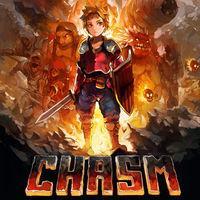 Portada oficial de Chasm para Switch