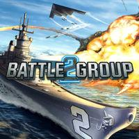 Portada oficial de Battle Group 2 para Switch