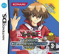 Portada oficial de Yu-Gi-Oh! World Championship 2007 para NDS