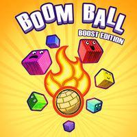 Portada oficial de Boom Ball: Boost Edition para Switch