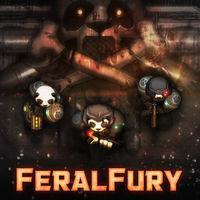 Portada oficial de Feral Fury para Switch