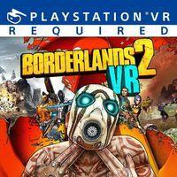 Portada oficial de Borderlands 2 VR para PS4