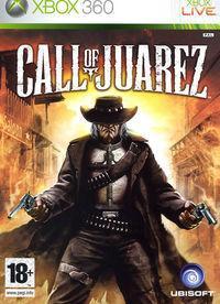 Portada oficial de Call of Juarez para Xbox 360